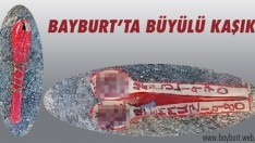 Bayburt'ta büyülü kaşık