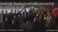 İzmir'de Bayburt misafirperverliği