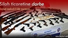 Silah ticaretine darbe