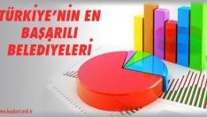 İşte Türkiye'nin en başarılı belediyeleri