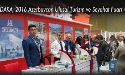 KUDAKA, 2016 Azerbaycan Ulusal Turizm ve Seyahat Fuarı'nda