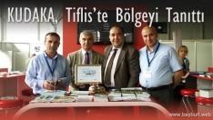 KUDAKA, Tiflis'te Bölgeyi Tanıttı