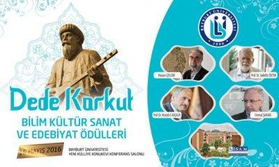 Bayburt Üniversitesi, Dede Korkut Ödülleri Verecek