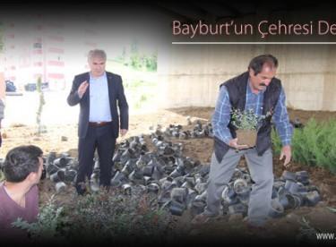 Bayburt'un Çehresi Değişiyor