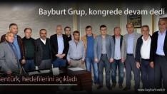 Bayburt Grup, kongrede devam dedi