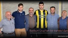 Bayburt Grup Özel İdare Spor'dan bir transfer daha