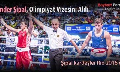 Önder Şipal, Olimpiyat Vizesini Aldı