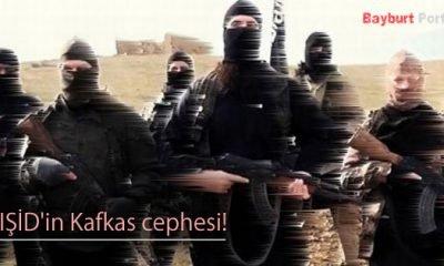 IŞİD'in Kafkas cephesi!