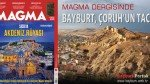 Magma Dergisinde Çoruh'un Tacı Bayburt