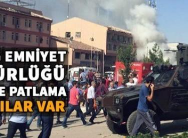 Elazığ'da bombalı saldırı