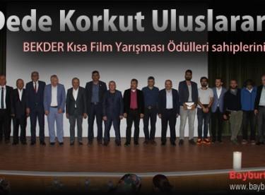 BEKDER Kısa Film Yarışması Ödülleri sahiplerini buldu