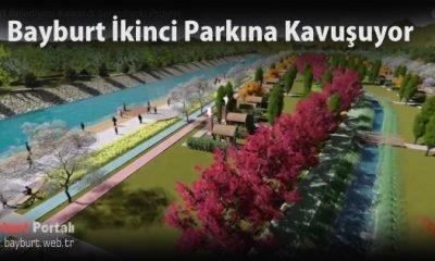 Bayburt İkinci Bir Şehir Parkına Daha Kavuşuyor