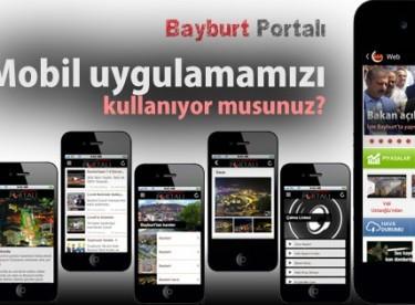 Bayburt Portalı Yeni Mobil Uygulaması Yayında!