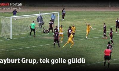 Bayburt Grup, tek golle güldü