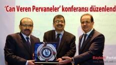 'Can Veren Pervaneler' konferansı düzenlendi