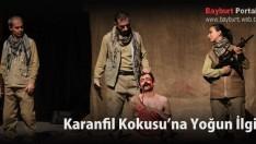 Bayburt'ta Karanfil Kokusu'na Yoğun İlgi