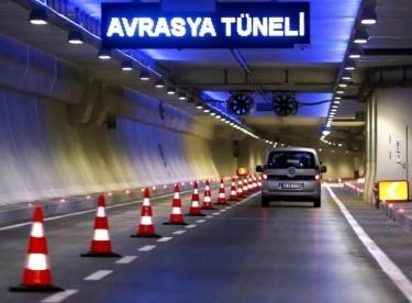 Avrasya Tüneli hizmette