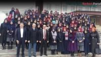 Kız Anadolu İmam Hatip'ten üniversite ziyareti