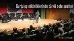 Kurtuluş etkinliklerinde türkü dolu saatler