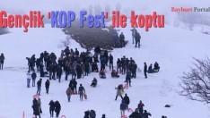 Gençlik 'KOP Fest' ile koptu