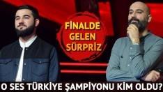 O Ses Türkiye 2017 finalinde kim şampiyon oldu? İşte O Ses Türkiye'nin şampiyonu