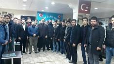 Bayburt Ülkü Ocakları 'Çanakkale Zaferi'ni andı