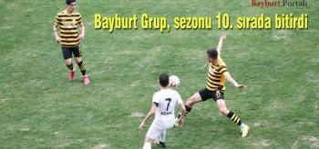 Bayburt Grup, sezonu 10. sırada bitirdi