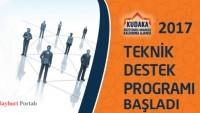KUDAKA 2017 Yılı Teknik Destek Programı Başladı