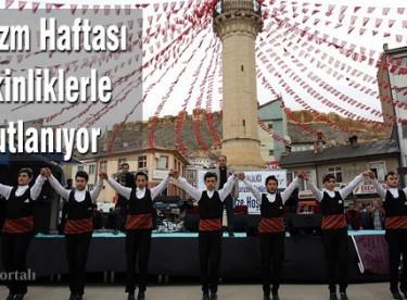 Turizm Haftası, etkinliklerle kutlanıyor