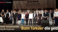 'Bizim Türküler' dile geldi