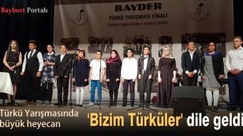 'Bizim Türküler' dile geldi