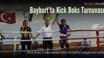 Kick Boks Turnuvasında Altın Kemerler sahiplerini buldu