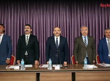 KÖYDES 2017 yılı toplantısı gerçekleştirildi