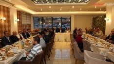 Bayburt Gazeteciler Cemiyeti'nden iftar