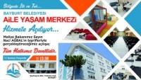 Bayburt Belediyesi Aile Yaşam Merkezi hizmete açılıyor