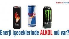 Enerji içeceklerinde ALKOL mü var?