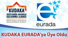 KUDAKA, Avrupa Kalkınma Ajansları Birliği'ne Üye Oldu