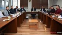 Vali Pehlivan'a KÖYDES yatırımları brifingi verildi