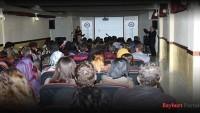 Bayburt Üniversitesi'nde Dünya Gıda Günü etkinliği