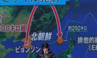 Kuzey Kore: Yeni füze tüm ABD topraklarını vurabilecek