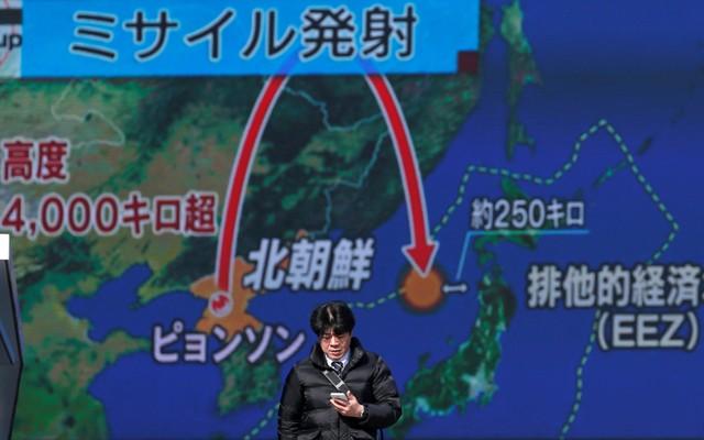 Kuzey Kore: Yeni füze tüm ABD topraklarını vurabilecek Kuzey Kore: Yeni füze tüm ABD topraklarını vurabilecek kuzey kore yeni fuze tum abd topraklarini vurabilecek