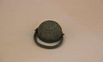 3 bin 600 yıllık mühür ilk kez görüntülendi