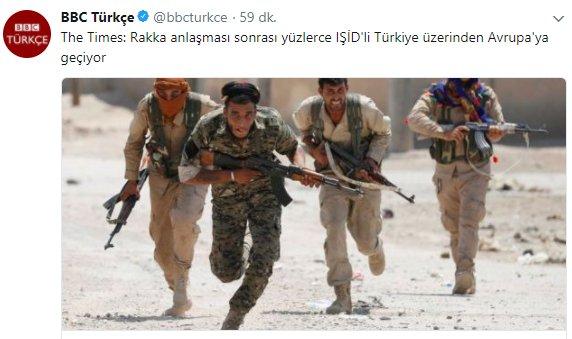 İngilizler DEAŞ konusunda Türkiye'yi suçladı  - ingilizler deas konusunda turkiyeyi sucladi - İngilizler DEAŞ konusunda Türkiye'yi suçladı