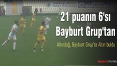 """Altındağ, Bayburt Grup'ta """"Altın"""" buldu"""