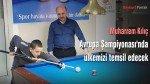 Avrupa Şampiyonası'nda ülkemizi temsil edecek