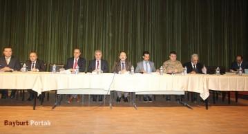 Okul Güvenliği Toplantısı Gerçekleştirildi