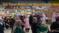 Aile Yaşam Merkezi'nde Dünya Kadınlar Günü programı