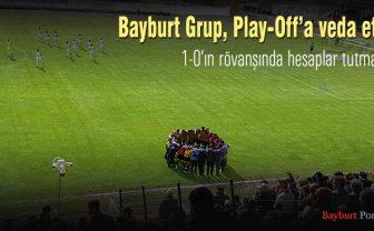 Bayburt Grup, Play-Off'a veda etti