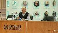 Fazlıoğlu, 'İslam Felsefesi' üzerine düşüncelerini paylaştı