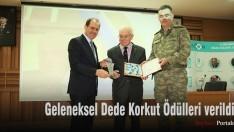 Geleneksel Dede Korkut Ödülleri verildi